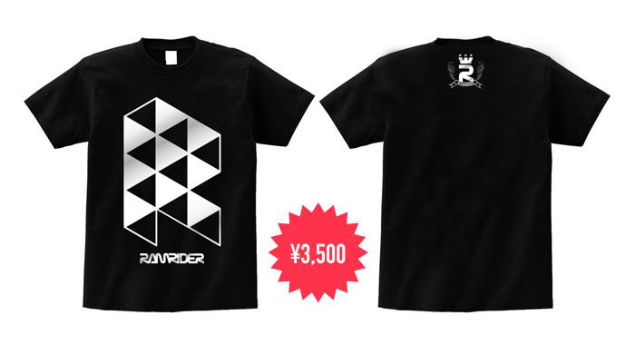 161120 RAM RIDER Tシャツ