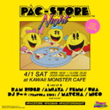 PAC-STORE NIGHT - April Fool Special -