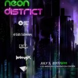 Anime Expo presents Neon District