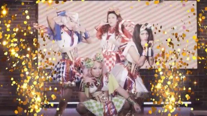 GAYSHA GALs「ドント・クライ・ボーイズ ~ブスに涙は似合わない~」MV